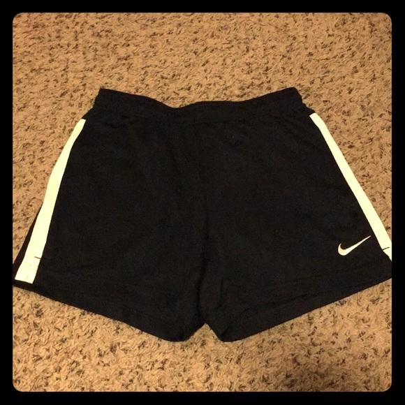 Nike dri-fit women's soccer shorts